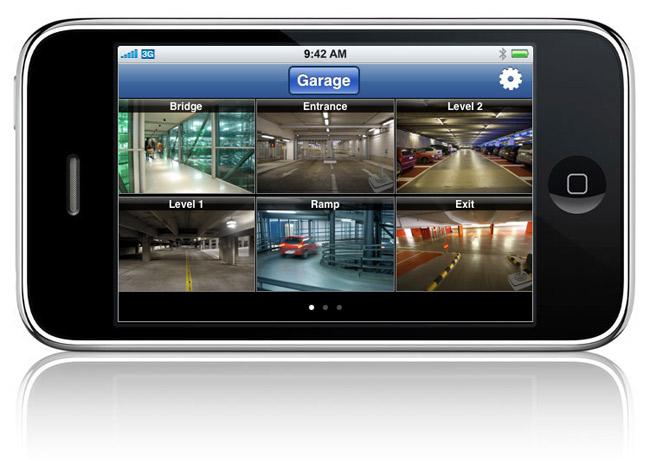 off site mobile video surveillance
