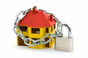 Protect your home, lock it down, get a security system