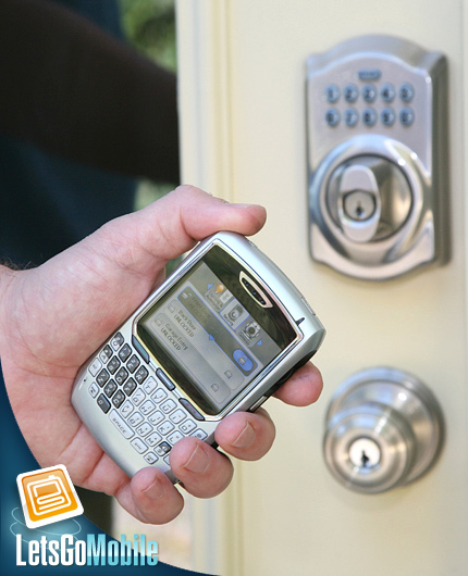 access control goes mobile