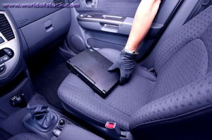 Don't leave your valuables in your car