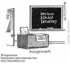 Secure School Buildings