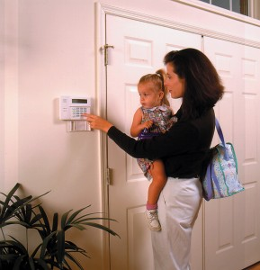 Feel safe knowing you are secure in your own home.