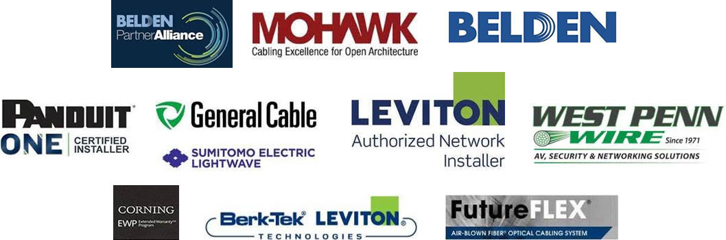 Cabling Systems - Brands